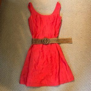 NWOT Nine West shift dress (belt included)